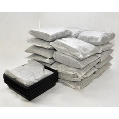 "Buy Spilfyter 10"" x 10"" Universal Standard Pillow-In-A-Pan Kit 12 Pan & 24 Pillow/Box on sale online"