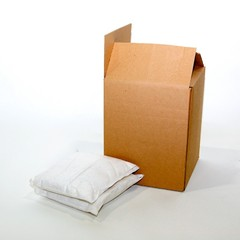 "Buy Spilfyter 10"" x 10"" Universal White Absorbent Pillow 12/Box on sale online"
