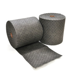 "Buy Spilfyter 16"" x 150 ft Premium Gray MW Universal Absorbent Roll 2/Bag on sale online"