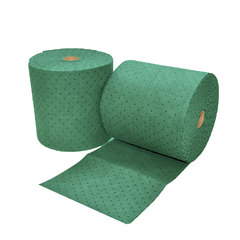 "Buy Spilfyter 16"" x 150 ft Premium Green MW Universal Absorbent Roll 2/Bag on sale online"