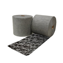 "Buy Spilfyter 16"" x 150 ft Spilhyder Camo Universal Absorbent Roll 2/Bag on sale online"