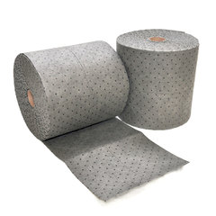 "Buy Spilfyter 16"" x 150 ft Streetfyter Gray MW Dimpled Universal Absorbent Roll 2/Box on sale online"
