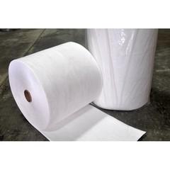 "Spilfyter 16"" x 150 ft Streetfyter Oil-Only White Absorbent Roll 2/Bag"