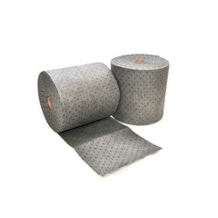 "Buy Spilfyter 16"" x 150 ft Streetfyter Universal Gray Dimpled Absorbent Roll 2/Bag on sale online"