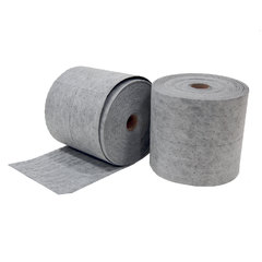 "Buy Spilfyter 16"" x 300 ft Spilhyder Gray Unprinted MW Universal Absorbent Roll 2/Box on sale online"