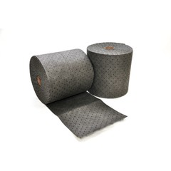 "Buy Spilfyter 16"" x 300 ft Universal Gray Perfed Absorbent Roll 2/Bag on sale online"
