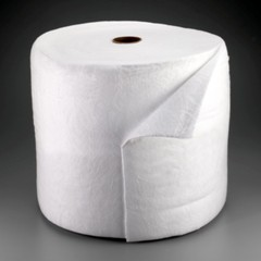 "Buy Spilfyter 20"" x 150 ft Universal White Absorbent Roll on sale online"