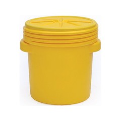 Spilfyter 20 Gallon Hazmat Drum Spill Kit