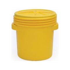 Spilfyter 20 Gallon Hazmat Lab & Cleanroom Overpack Drum Spill Kit
