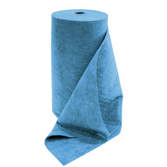 "Buy Spilfyter 24"" x 150 ft Premium Oil-Only Blue HW Perfed Absorbent Roll on sale online"