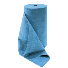 "Buy Spilfyter 32"" x 150 ft Premium Oil-Only Blue MW Perfed Absorbent Roll on sale online"