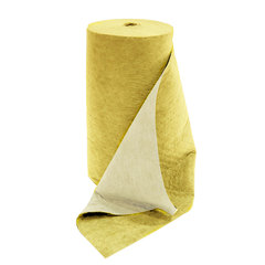 "Buy Spilfyter 32"" x 150 ft Premium Yellow SM Hazmat HW Perfed Absorbent Roll on sale online"