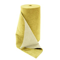 "Buy Spilfyter 32"" x 300 ft Hazmat Premium Yellow Perfed Absorbent Roll on sale online"
