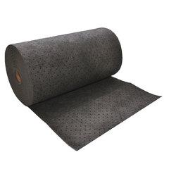 """Spilfyter 32"""" x 300 ft Standard Gray LW Universal Absorbent Roll 1/Bag"""