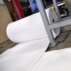 "Buy Spilfyter 40"" x 150 ft Universal White Absorbent Roll on sale online"