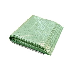 "Buy Spilfyter 64"" x 45"" Universal Heavy-Weight Green Absorbent Pad 15/Bag on sale online"