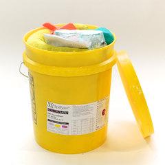 Spilfyter Grab & Go Dry Acid Neutralizer Absorbent Spill Kit