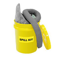 Buy Spilfyter Grab & Go Universal Absorbent Spill Kit on sale online