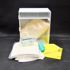 Spilfyter Hazmat Cleanroom Cabinet Spill Kit