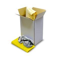 Spilfyter Mini Hazmat Spill Kit 4 kits/Box