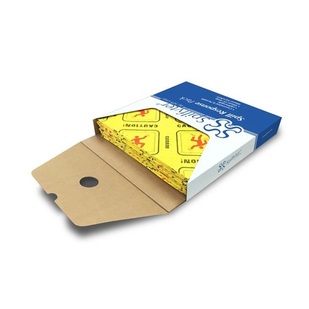 "Buy Spilfyter 16"" x 18"" Universal High-Visibility Spill Response 5 Pack of 25 on sale online"
