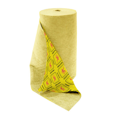 "Buy Spilfyter 32"" x 150 ft Universal High Visibility HW Perfed Absorbent Roll on sale online"