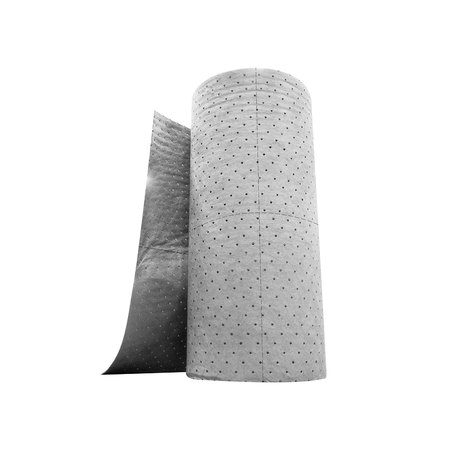 "Buy Spilfyter 32"" x 300 ft Streetfyter Gray LW Dimpled Universal Absorbent Roll on sale online"