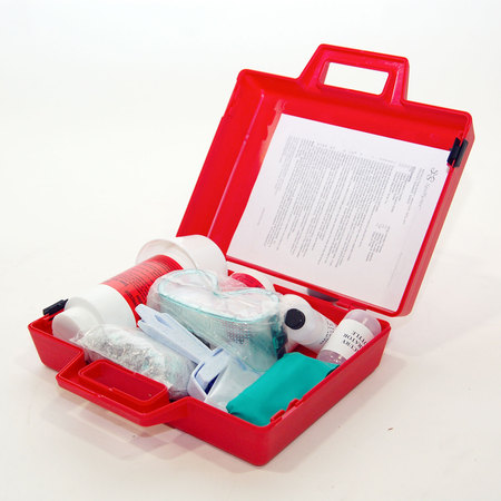 Buy Spilfyter Grab & Go Mercury Absorbent Spill Kit on sale online