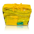 Spilfyter Grab & Go Hazmat Zipper Bag Absorbent Spill Kit